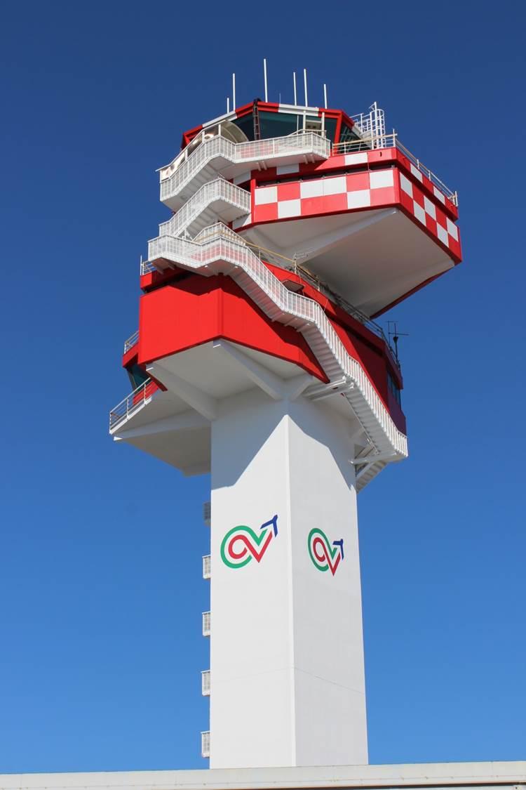 La Torre di Controllo di Fiumicino
